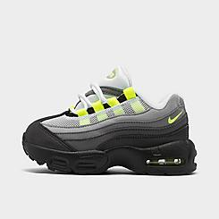 Boys' Toddler Nike Air Max 95 OG Casual Shoes