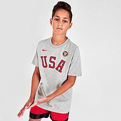 Boys' Nike Sportswear Tokyo Olympics USA T-Shirt