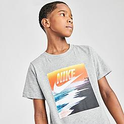 Boys' Nike Sportswear Beach Graphic T-Shirt
