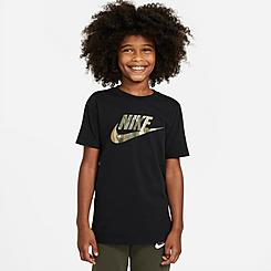 Boys' Nike Sportswear Futura Camo T-Shirt