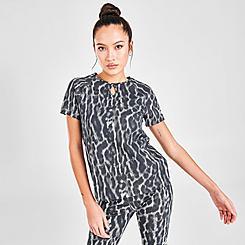 Women's Nike Sportswear Animal Print T-Shirt
