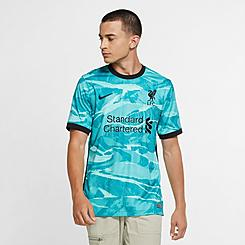 Men's Nike Liverpool FC 2020-21 Stadium Away Soccer Jersey
