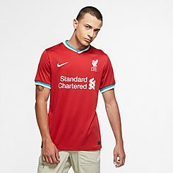 Men's Nike Liverpool FC 2020-21 Stadium Home Soccer Jersey