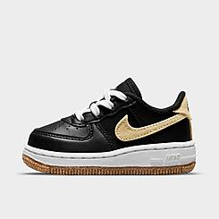 Kids' Toddler Nike Air Force 1 LV8 Casual Shoes