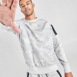 Men's Nike Sportswear Air Max Camo Crewneck Sweatshirt