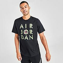 Men's Jordan Stencil Graphic T-Shirt