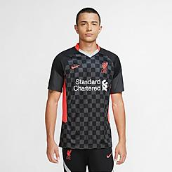 Men's Nike Liverpool FC 2020-21 Stadium Third Soccer Jersey