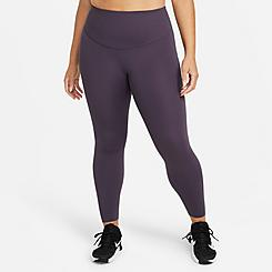 Women's Nike One Luxe Cropped Tights (Plus Size)