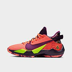 Big Kids' Nike Freak 2 SE Basketball Shoes