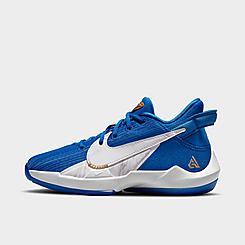 Little Kids' Nike Freak 2 SE Basketball Shoes