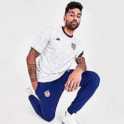 Men's Nike USA Soccer Pre-Match Top