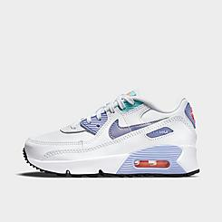 Girls' Little Kids' Nike Air Max 90 SE 2 Casual Shoes