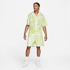 Men's Jordan Flight Allover Print Poolside Shorts