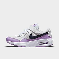 Girls' Little Kids' Nike Air Max SC Casual Shoes