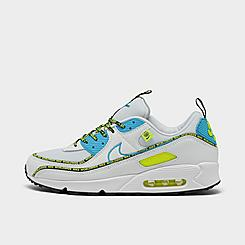 Men's Air Max 90 SE Worldwide Casual Shoes