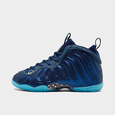Nike NIKE LITTLE KIDS' LITTLE POSITE ONE BASKETBALL SHOES