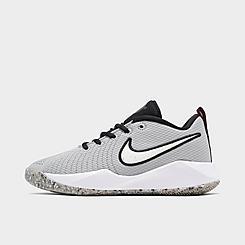 Boys' Big Kids' Nike Team Hustle Quick 2 SE Basketball Shoes