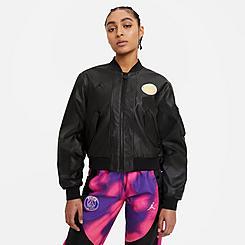 Women's Jordan Paris Saint-Germain Bomber Jacket