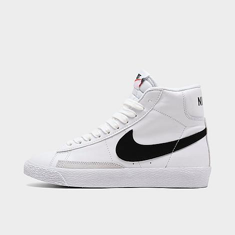 Nike NIKE BIG KIDS' BLAZER MID CASUAL SHOES