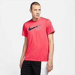 Men's Nike Sport Clash Mesh T-Shirt