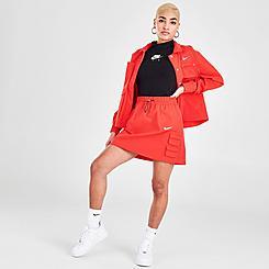 Women's Nike Sportswear Swoosh Utility Skirt