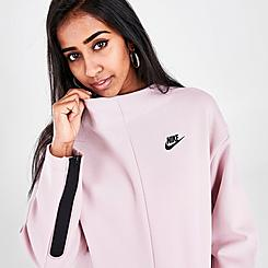 Women's Nike Sportswear Tech Fleece Crewneck Sweatshirt