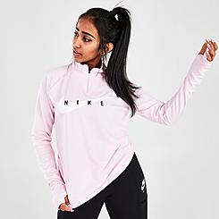 Women's Nike Swoosh Run Half-Zip Running Top