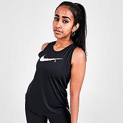 Women's Nike Swoosh Run Running Tank