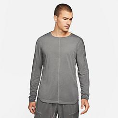 Men's Nike Yoga Long-Sleeve Top