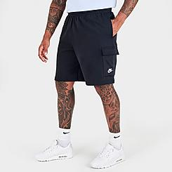 Men's Nike Sportswear Club Fleece Cargo Shorts
