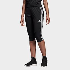 Women's adidas Tiro 19 Three-Quarter Training Pants