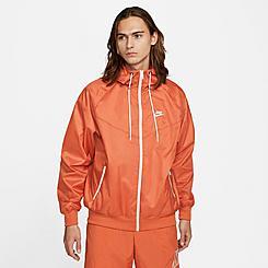 Men's Nike Sportswear Windrunner Woven Hooded Jacket