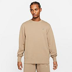Men's Nike Sportswear Classic Fleece Crewneck Sweatshirt