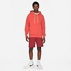 Men's Nike Sportswear Classic Fleece Pullover Hoodie
