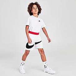 Boys' Nike Dri-FIT Swoosh Basketball Shorts