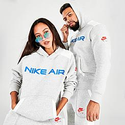 Nike Air Chest Hit Fleece Hoodie