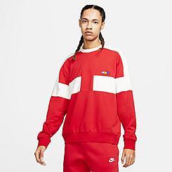 Men's Nike Sportswear Reissue USA Rowing Crewneck Sweatshirt