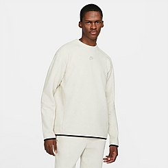 Men's Nike Sportswear Grind Tech Fleece Crewneck Sweatshirt