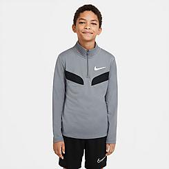 Boys' Nike Sport Dri-FIT Half-Zip Training Top