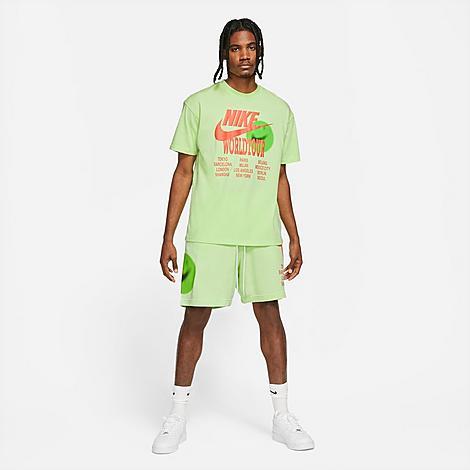 Nike Shorts NIKE MEN'S SPORTSWEAR WORLD TOUR SHORTS