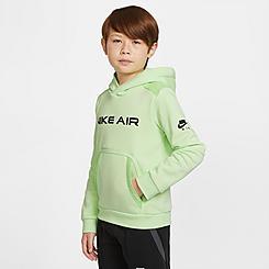 Kids' Nike Air Fleece Pullover Hoodie