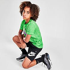 Boys' Nike Sportswear Woven Shorts