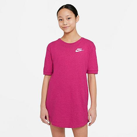 Nike NIKE GIRLS' SPORTSWEAR JERSEY DRESS