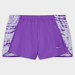 Girls' Nike Tie-Dye Sprinter Dri-FIT Running Shorts