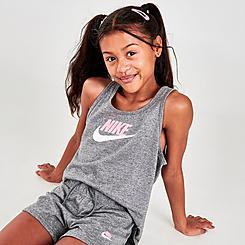 Girls' Nike Sportswear Jersey Tank