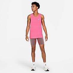Men's Nike AeroSwift Half-Length Running Tights