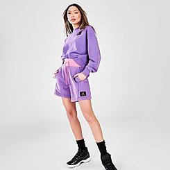 Women's Jordan Flight Fleece Shorts