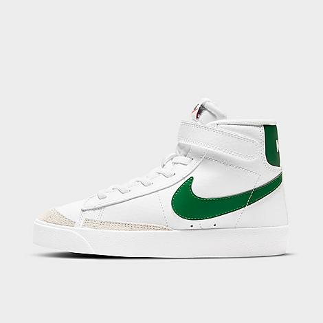 Nike NIKE BOYS' LITTLE KIDS' BLAZER MID '77 HOOK-AND-LOOP CASUAL SHOES