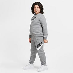 Kids' Nike Sportswear Club Fleece Jogger Pants (Plus Size)