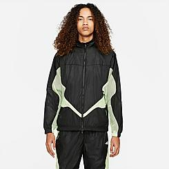 Men's Jordan 23 Engineered Mesh Hit Track Jacket